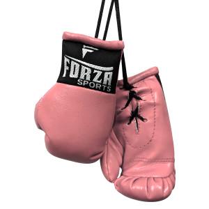 Forza Sports Mini Boxing Gloves - Pink