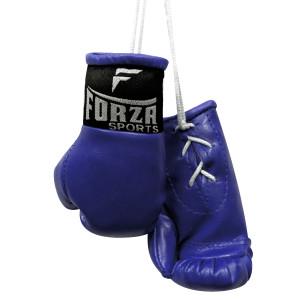 Forza Sports Mini Boxing Gloves - Navy