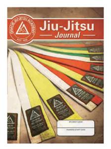 Gracie Jiu-Jitsu Bullyproof Journal