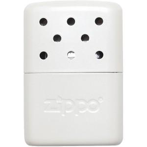 Zippo Pearl White Finish 6 Hour Hand Warmer