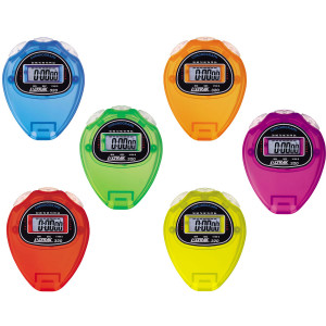 Ultrak 320 - Economical Sport Stopwatches - Set of 6