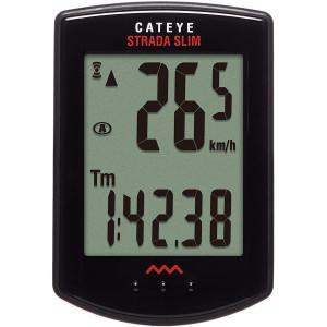 CatEye Strada Standard Wireless Cycling Computer - CC-RD310W Black