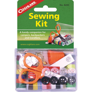 Coghlan's Sewing Kit (28 Pieces), Emergency Repair Set for Campers & Backpackers