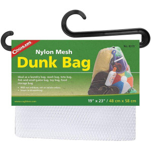 Coghlan's 19 X 23 Mesh Dunk Bag