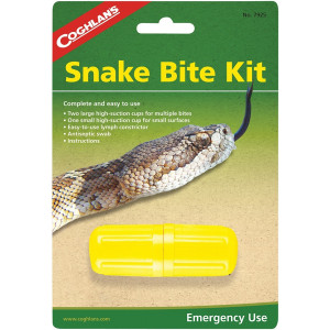Coghlan's Snake Bite Kit, Venom Bite Sting Emergency Kit, Survival First Aid