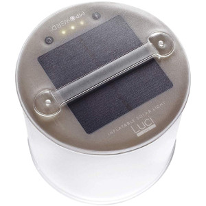 MPOWERD Luci Lux Warm LED Frosted Finish Inflatable Solar Light