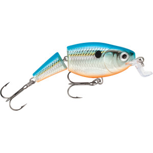 Rapala Jointed Shallow Shad Rap 07 Fishing Lure - Blue Shad