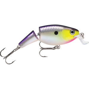 Rapala Jointed Shallow Shad Rap 07 Fishing Lure - Purpledescent