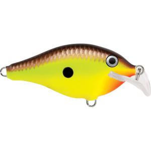 Rapala Scatter Rap Crank 05 Fishing Lure - Hot Mustard