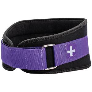 "Harbinger 232 Women's 5"" Foam Core Weight Lifting Belt - Purple"