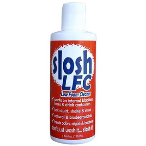 JAWS 4 oz. Slosh Low Foam Cleaner