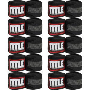 Title Boxing Platinum Mexican Handwraps (10 Pairs)