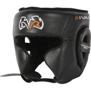 RIVAL Boxing RHG2 Training Headgear - Black