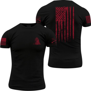 Grunt Style Ink of Liberty T-Shirt - Black