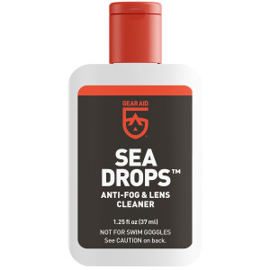 Gear Aid Sea Drops 1.25 oz. Water Sports Anti-Fog and Lens Cleaner