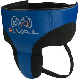 Rival Boxing 360 Pro No Foul Protector - Black/Blue