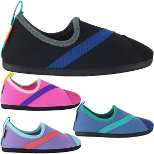 FitKicks FitKids Non-Slip Sole Active Footwear