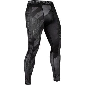 Venum AMRAP Compression Spats - Black/Gray