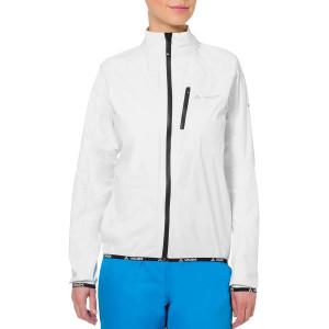 Vaude Women's Drop Biking Rain Jacket III - White