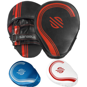 Sanabul Core Series Curved Boxing Punch Mitts