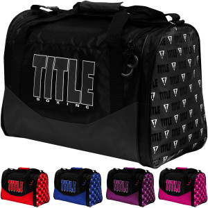Title Boxing Individual Sport Bag