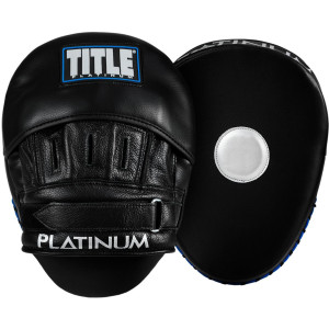 Title Boxing Platinum Boxing and MMA Punch Mitts 2.0