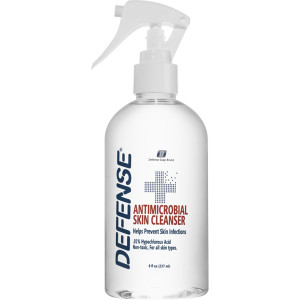 Defense Soap Antimicrobial Skin Cleanser Spray - 8 oz.