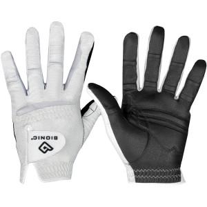 Bionic Men's Cadet Left Hand Relax Grip 2.0 Golf Glove - Black