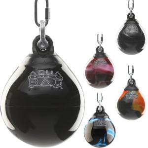 "Aqua Training Bag 9"" Head Hunter Hybrid Slip Ball/Punching Bag - 15 lbs."