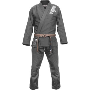 Venum Contender 2.0 Brazilian Jiu-Jitsu Gi - Gray
