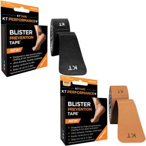"""KT Tape Precut 3.5"""" Perfomance Blister Prevention Tape - 30 Strips"""