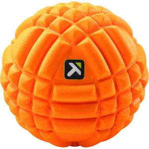"""Trigger Point 5"""" GRID Massage Ball - Orange"""