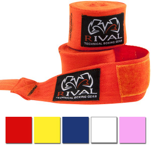 "Rival Boxing 200"" Mexican Style Boxing and MMA Handwraps"