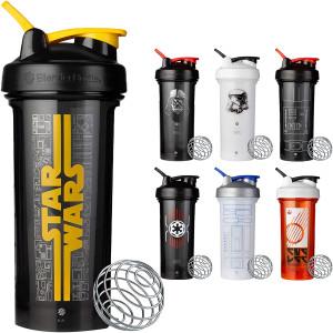 Blender Bottle Star Wars Pro Series 28 oz. Shaker Mixer Cup with Loop Top