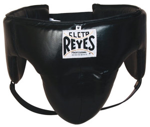 Cleto Reyes Traditional No-Foul Padded Protective Cup - Black