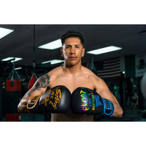 Title Boxing Ali Float Sting Training Gloves - Black