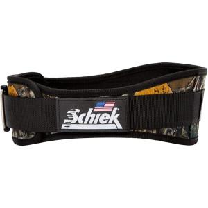 "Schiek Sports Model 2004 Nylon 4 3/4"" Weight Lifting Belt - Camo"