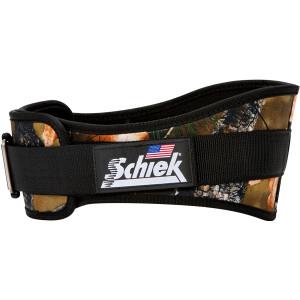 "Schiek Sports Model 2006 Nylon 6"" Weight Lifting Belt - Camo"