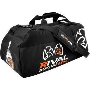 Rival Boxing RGB50 Gym Bag - Black
