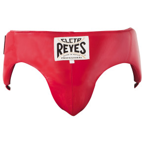 Cleto Reyes Traditional No-Foul Padded Protective Cup - Red