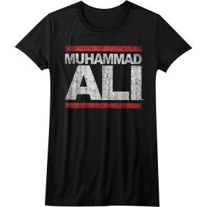 American Classics Juniors Run Ali T-Shirt - Black