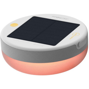 MPOWERD Luci Explore Solar Smart Light with Speaker
