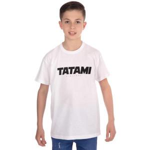 Tatami Fightwear Kid's Essential 2019 T-Shirt - White
