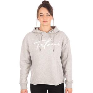 Tatami Fightwear Women's Cropped Pullover Hoodie - Gray