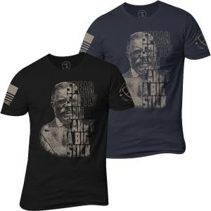 Nine Line Apparel Enlisted 9 Teddy T-Shirt