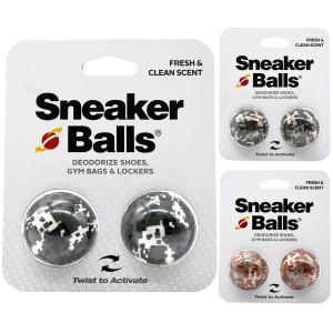 Sneaker Balls 2-Pack Camo Shoe Freshener