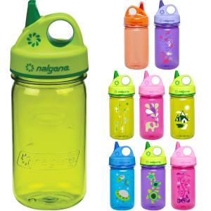 Nalgene Tritan Grip 'n Gulp 12 oz. Water Bottle
