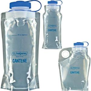 Nalgene Wide Mouth Flexible Water Cantene