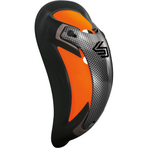 Shock Doctor Ultra Pro Carbon Flex Cup - Black/Orange