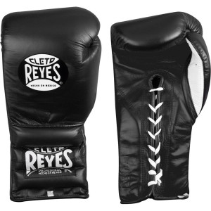 Lace Up Training Boxing Gloves